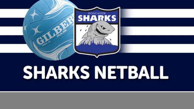 sharks-netball